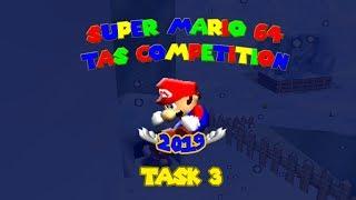 Super Mario 64 TAS Competition 2019 - Task 3
