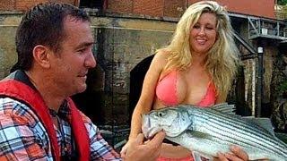 Repeat youtube video Girls First Fish - Fishing Georgia - Chattahoochee River - Morgan Falls Dam