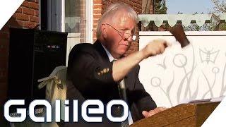 Nachlass-Versteigerungen: Eine echtes Schnäppchenparadies? | Galileo | ProSieben