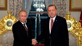 Путин и Эрдоган обсудят ситуацию вокруг убийства генерала Сулеймани