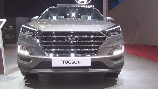 Hyundai Tucson 1.6 CRDi Executive (2019) Exterior and Interior
