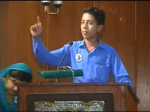 Pakistan Children Academy part 2 2 may 2012