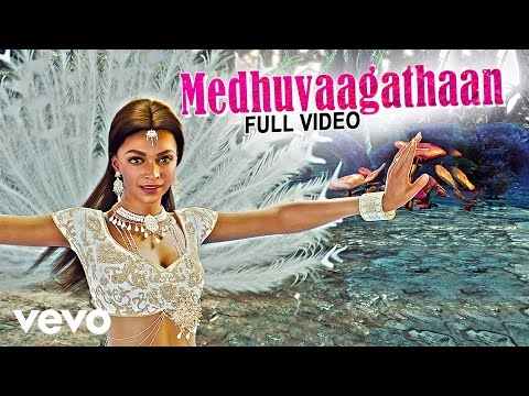Medhuvaagathaan Song Lyrics From Kochadaiiyaan