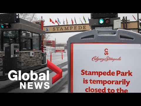Coronavirus outbreak: Calgary Stampede cancelled as Alberta  COVID-19 cases increase to 3,720 | FULL