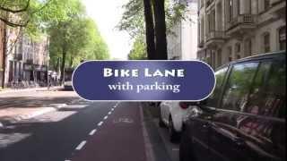 The Many Faces of Bike Ways: Denmark, Netherlands, Switzerland, Austria