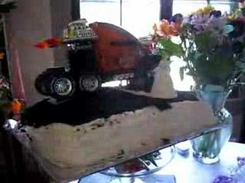 Redneck wedding cake YouTube