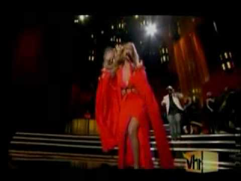 Mariah Carey It's Like That Live@VH1