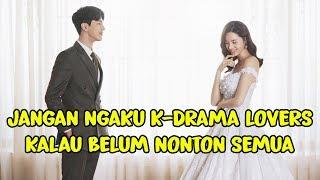 Video 12 DRAMA KOREA ROMANTIS TERBAIK SELAMA 2016-2018 download MP3, 3GP, MP4, WEBM, AVI, FLV September 2019