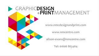 NMC Print & Design by Cheshire Film & Photography