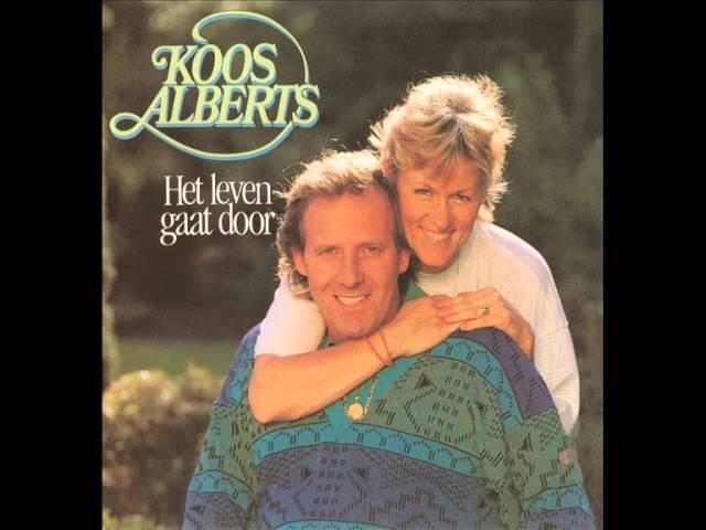 Koos Alberts - Eenzaamheid Maakt Alle Mensen Gelijk (van het album Het Leven Gaat Door uit 1988)