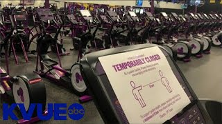 Gyms closing during coronavirus outbreak | KVUE