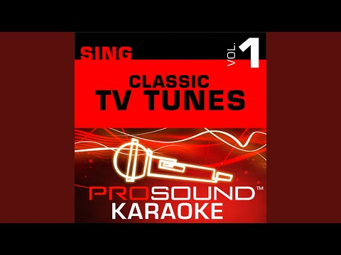 The Brady Bunch (Karaoke Instrumental Track) (In the Style of Theme Song)