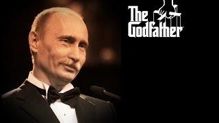 Крестный отец Путин - часть 1 (Разговор с Януковичем) / дон корлеоне / The Godfather / пародия