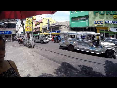 Different forms of Transport in Naga City Philippines Expats