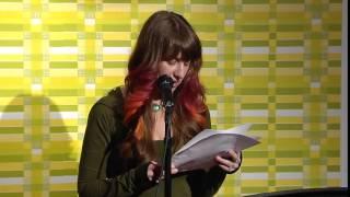 Memphis Monologues 2015 - Chloe Evans O'Hearn (Planned Parenthood Greater Memphis Region Fundraiser)