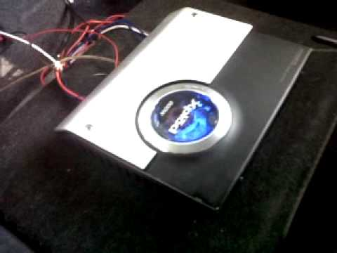 sony xplod xm1252gtr 800 watt amp  power stereo amplifier
