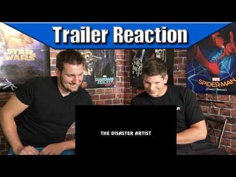 The Disaster Artist - Trailer Reaction