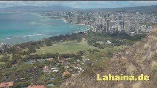 Hawaii Strände und Sehenswürdigkeiten