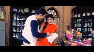Best Bollywood Song Mhare Hiwda Mein Naache Mor from Hum Saath Saath Hain