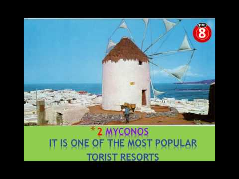 8 ancient coral islands of Greece