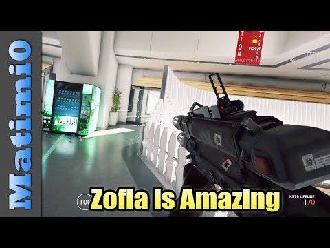 Zofia is Amazing - Rainbow Six Siege |