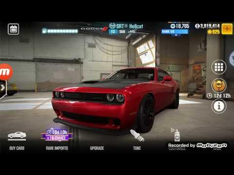 Dodge Challenger SRT Hellcat VS Ford GT who will win CSR2 (GT'S REVENGE)