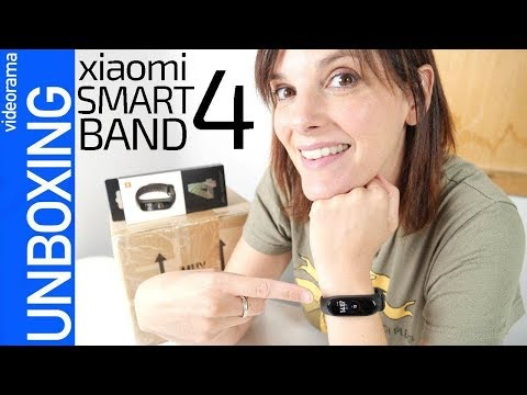 Xiaomi Mi Smart Band 4 -COLOR, WhatsApp y a sudar-