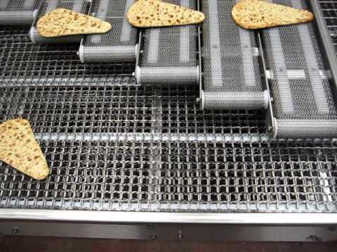 Wire Mesh Transfer Conveyor