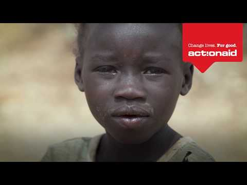 Action Aid - East Africa Crisis (Richard Cotton)