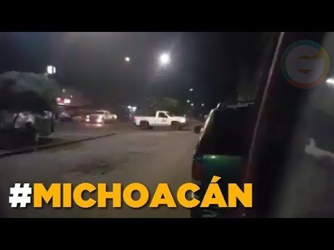 En Tingüindín #Michoacán