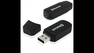 شرح ربط bluetooth usb