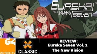 X-Play Classic - Eureka Seven Vol. 2: The New Vision Review