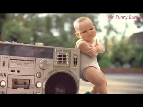 Tu Cheez Lajawab Tera Koi Na Jawaab| Cute Baby Dance