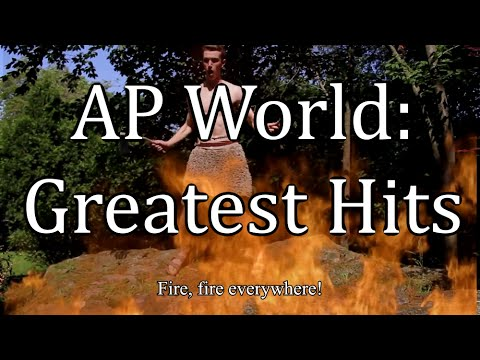 AP World Greatest Hits: An Epic Poem of the Farces and Tragedies of History