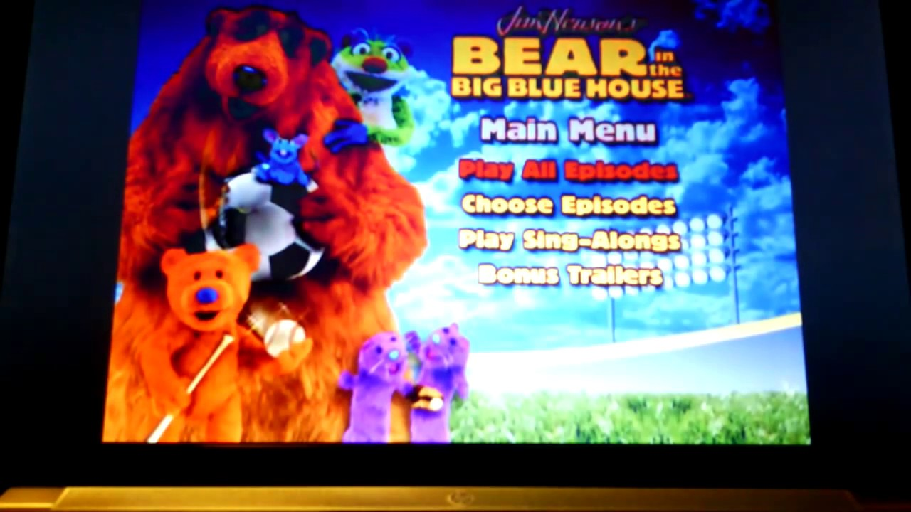 Bear In The Big Blue House Practice Makes Perfect Youtube