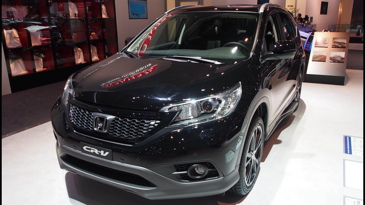 Honda CRV 4WD 22 iDTEC Executive Black Edition  YouTube