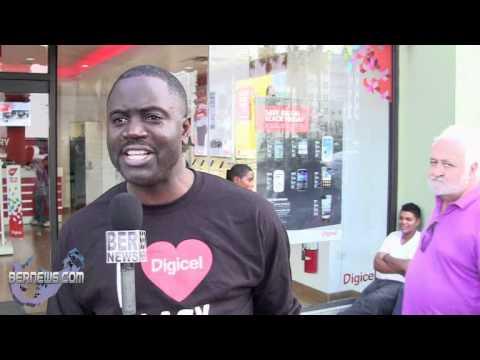 Digicel's Wayne Caines On Black Friday, Nov 22 2012