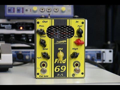 FredAmp FRED 69 , demo by Martial Allart