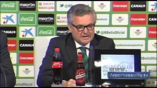 """Domínguez Platas: """"Pedimos disculpas a la afición"""""""