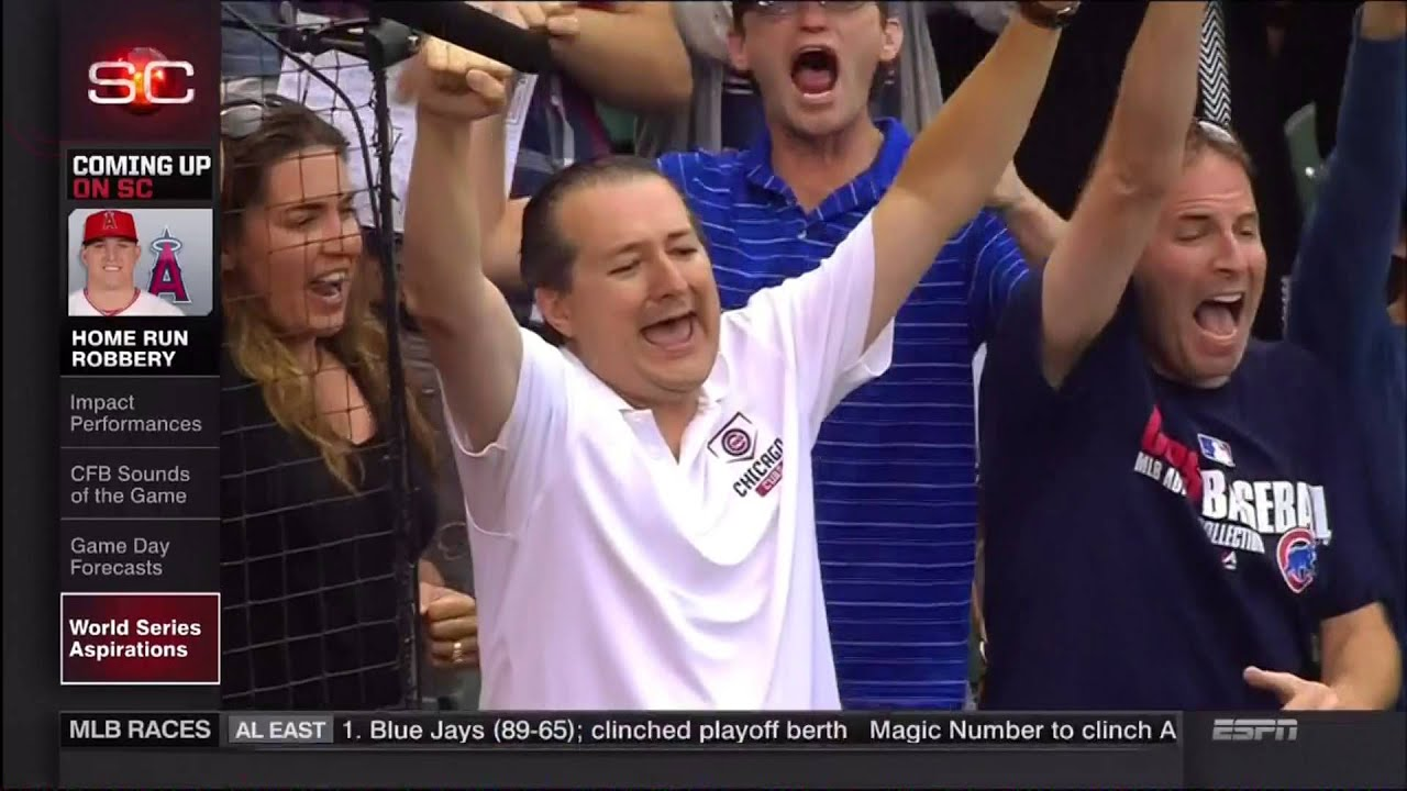 Tom Ricketts explains why Cubs decided to give Steve Bartman a World Series ring
