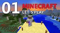 PG | Minecraft S01E01 - Klasické začátky (CZ HD)