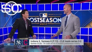 Ross on keys for Indians to close out Yankees | SportsCenter | ESPN