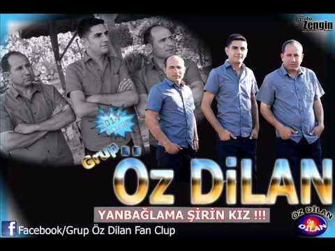 Grup Öz Dilan - Yan Bağlama Şirin Kız !!! 2014