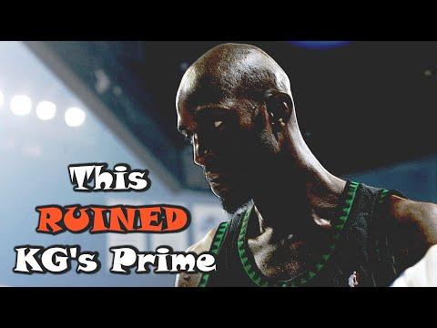 This FORGOTTEN NBA Scandal RUINED Kevin Garnett