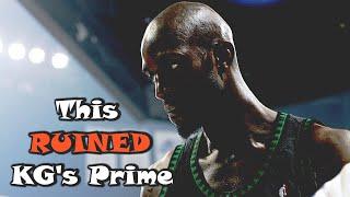 This FORGOTTEN NBA Scandal RUINED Kevin Garnett's Prime