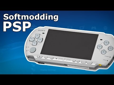 Softmodding The Sony PSP [CFW]