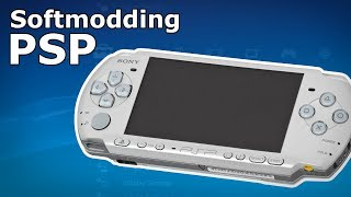 Softmodding The Sony PSP [CFW]