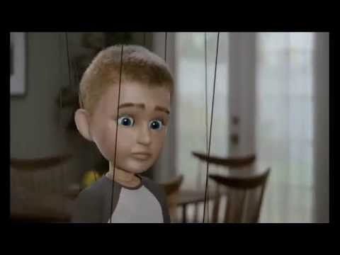 TV Commercial - DirecTV - Marionettes - Play - Father & Son - Wires ...