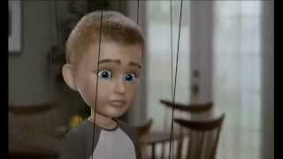 TV Commercial - DirecTV - Marionettes - Play - Father & Son - Wires Are Not Ugly