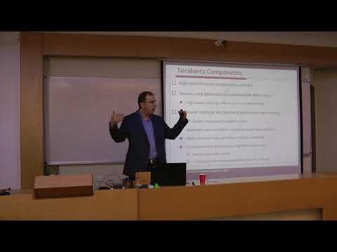 IEEE AP/MTT/EMC/ED Turkey Seminars - Assoc. Prof. Mehmet Ünlü from Y. Beyazıt Uni., December 8, 2017